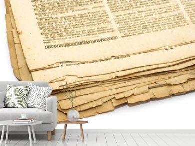 Vintage background - newspaper