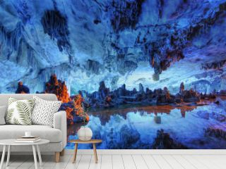 reed flute cave crystal palace