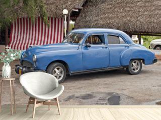 Old cuban car.
