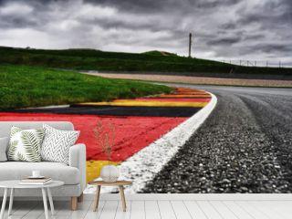 Sachsenring Curbs HDRI