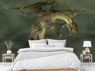 Green Swamp Dragon