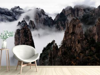 Huangshan Cloud Sea