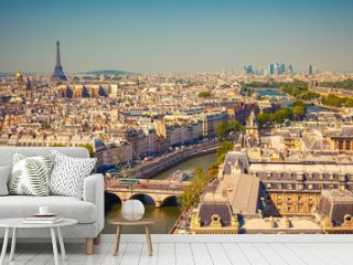 View on Paris