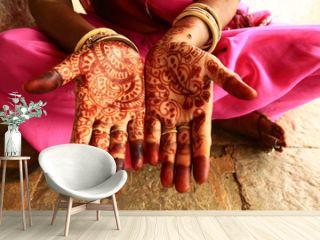 Indian hands