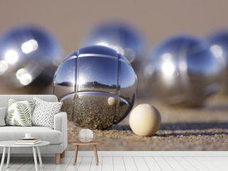 Five boules