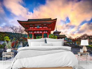 Kiyomizu-dera Temple Gate