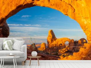 Turret Arch, Arches National Park