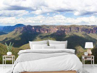 Grose Valley in Blue Mountains Australia