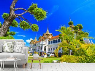 Grand Palace in Bangkok of Thailand