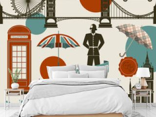 London Landmarks, Symbols and Icons