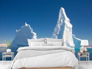 Beautiful Iceberg, Antarctica
