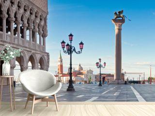 Beautiful San Giorgio Maggiore church, Venice.