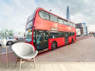 Double-Decker on London Bridge