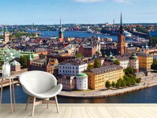 Stockholm city in Sweden