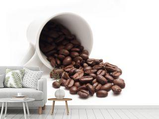 concept café et grains