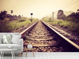 vintage railroad
