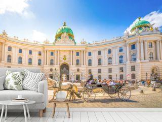 Alte Hofburg, Wien, Österreich