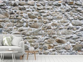 stone texture of old wall