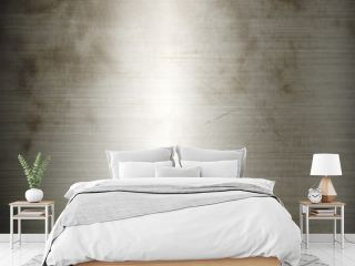 Silver old brushed metal background texture