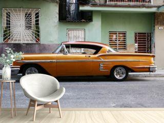 vintage cuban car