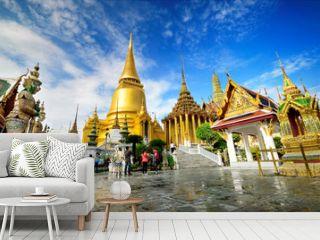 Wat Phra Kaeo, Bangkok, Thailand