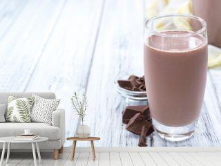 Cold Chocolate Milk