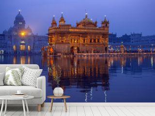 Golden Temple of Amritsar - Pubjab - India