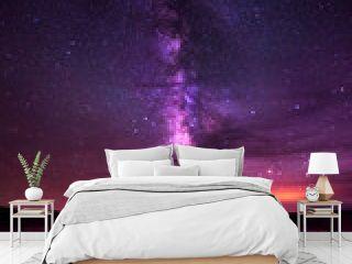 Milky Way  Lake Powell Utah