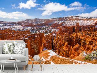 Colorful Bryce canyon national park, Utah