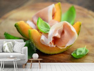 Parma Melone Vorspeise