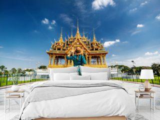 Tourist in the Bangkok