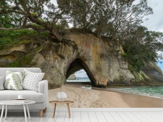 Cathedral Cove, North Island, New Zealand