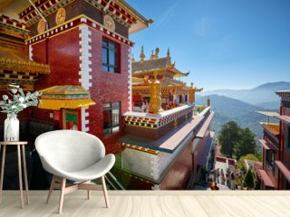 Thrangu Tashi Yangtse Monastery (Namo Buddha) in Nepal