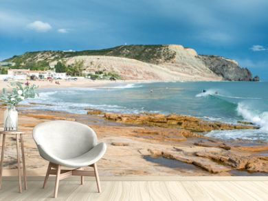 Portugal ocean coast