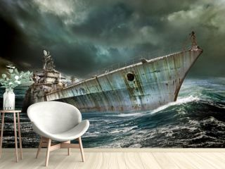 colbert warship