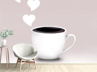 A Dark Chocolate Cup