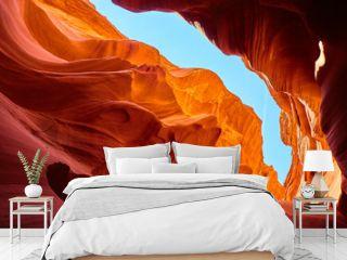 Antelope Canyon in Arizona Landscapes