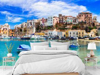 Castellammare del Golfo - beautiful coastal town in Sicily. Italy