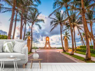 Worth Ave, West Palm Beach, Florida