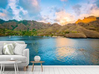 Nuku Hiva, French Polynesia.