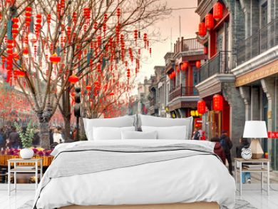 Qianmen district, Beijing, China