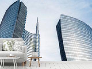 Skyscraper in Milan