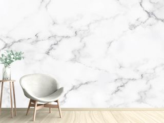 White marble background texture natural stone pattern abstract for design art work. Marble with high resolution