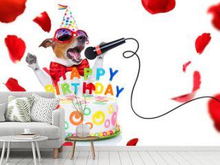 happy birthday dog