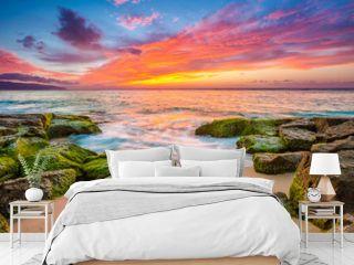 North Shore Oahu Sunset