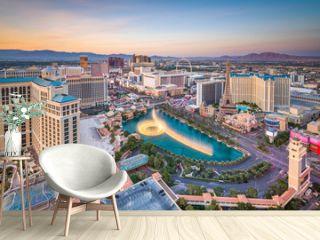 Las Vegas, Nevada, USA Skyline
