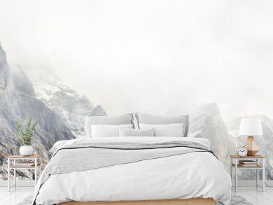 Mountain, Jungfrau region, Switzerland
