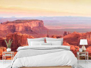 Hunts Mesa Navajo Nation Tribal Park in Arizona