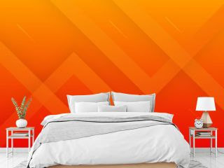 Abstract minimal orange background with geometric creative and minimal gradient concepts, for posters, banners, landing page concept image.