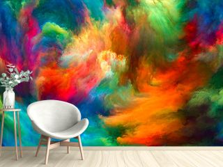 The Mist of Paint